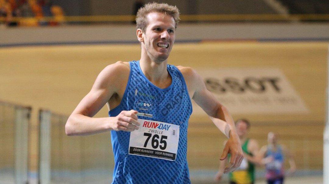 Thijmen Kupers meldt zich af voor Nederlandse Kampioenschappen