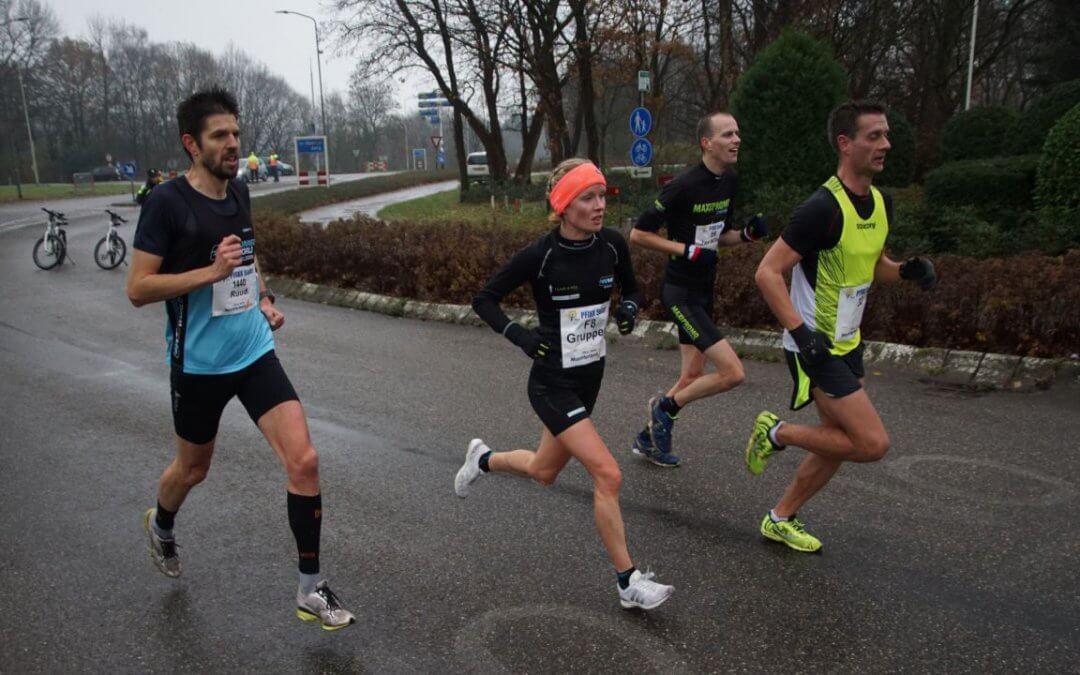 Zilver voor Gruppen op NK halve marathon; Slijkhuis wint Viaductenloop