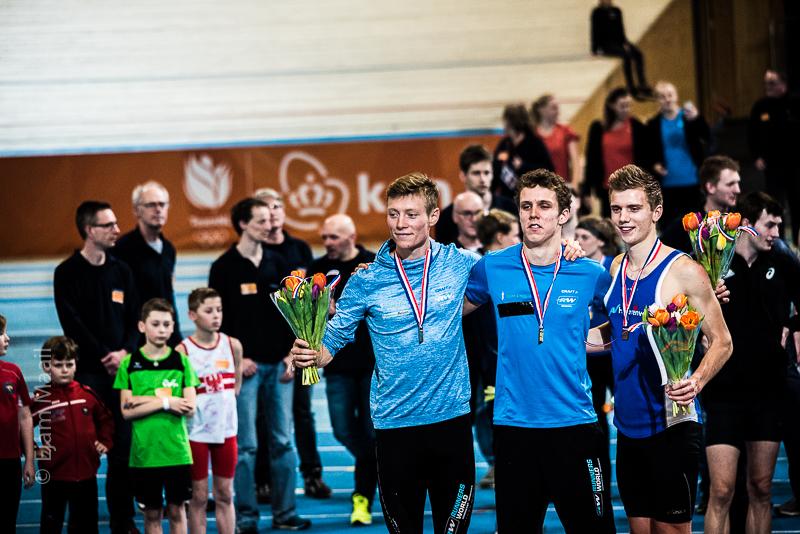 NK Indoor dag 2: vijf medailles voor Team 4 Mijl