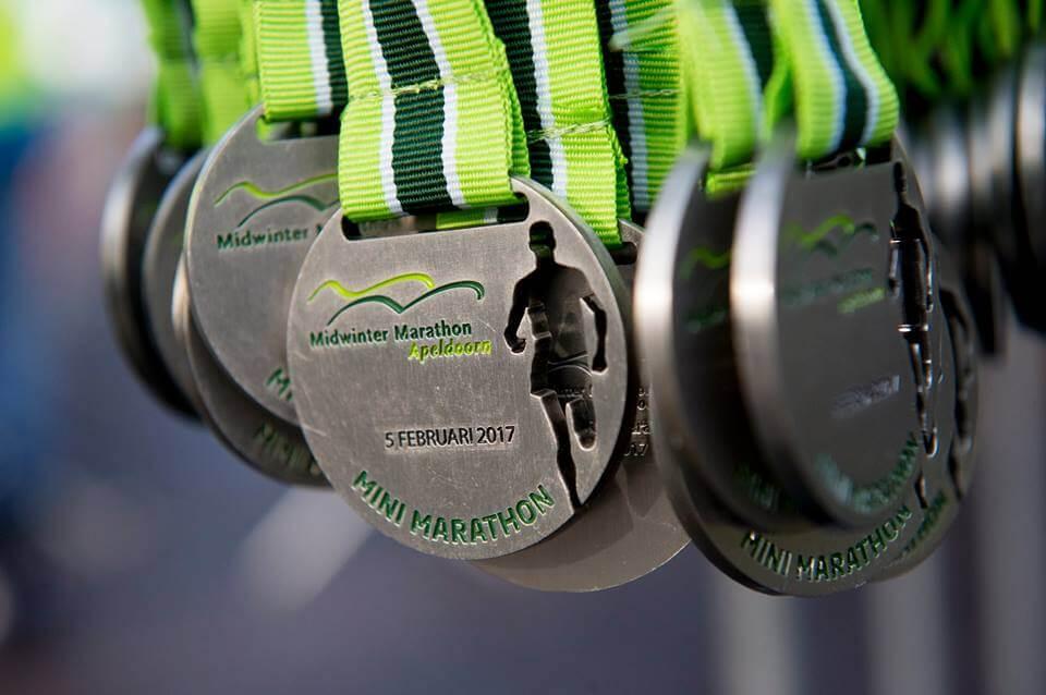 Acht van Apeldoorn is generale repetitie voor NK 10 km