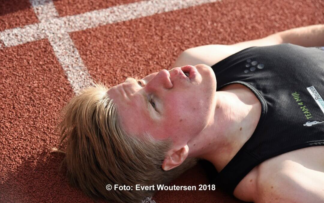 Spits is eraf: Baanseizoen gestart bij de Harry Schulting Games in Vught