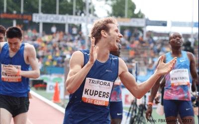 Geen kans op prolongatie van overwinning FBK-games voor Thijmen Kupers