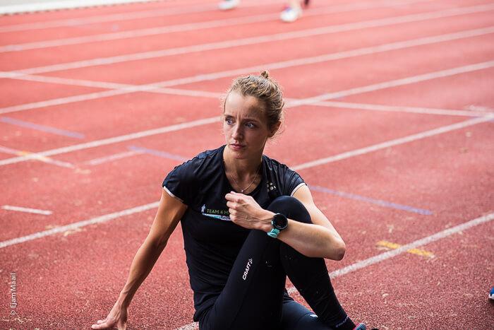 Trackmeeting Utrecht: De Jong beter dan ooit