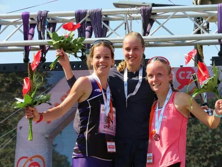 Gruppen snelt naar derde plaats bij Tilburg Ten Miles