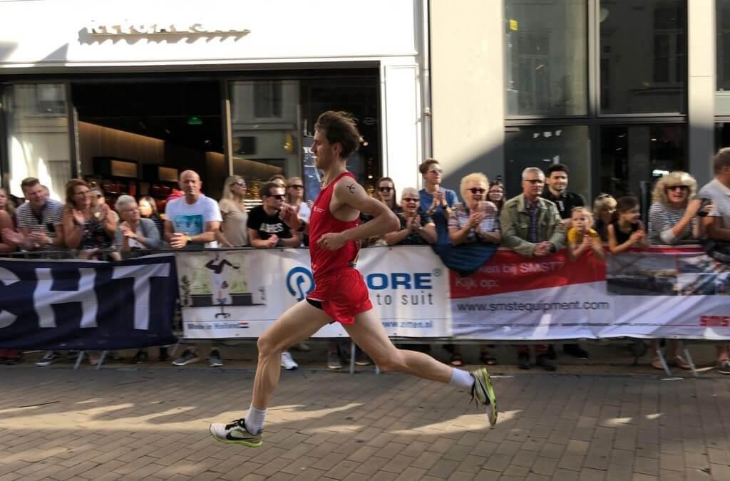 Blikslager en De Jong snelste Groningers bij 4 Mijl van Groningen 2018
