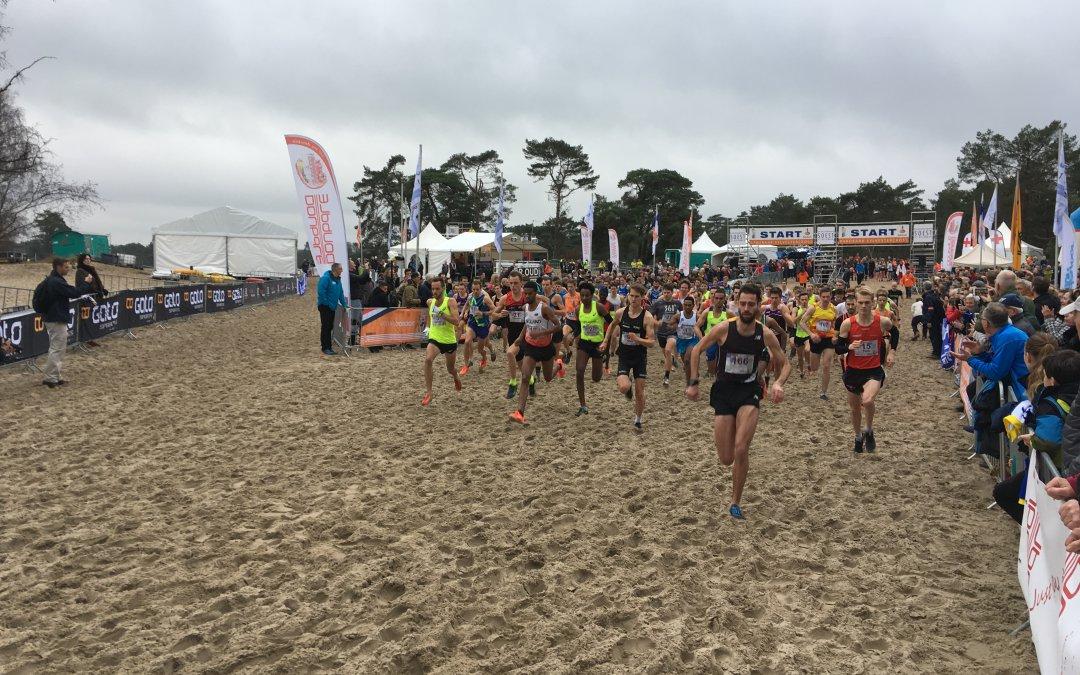 Het zand van Soest en de PR's van Gorredijk: een goed eind van 2018