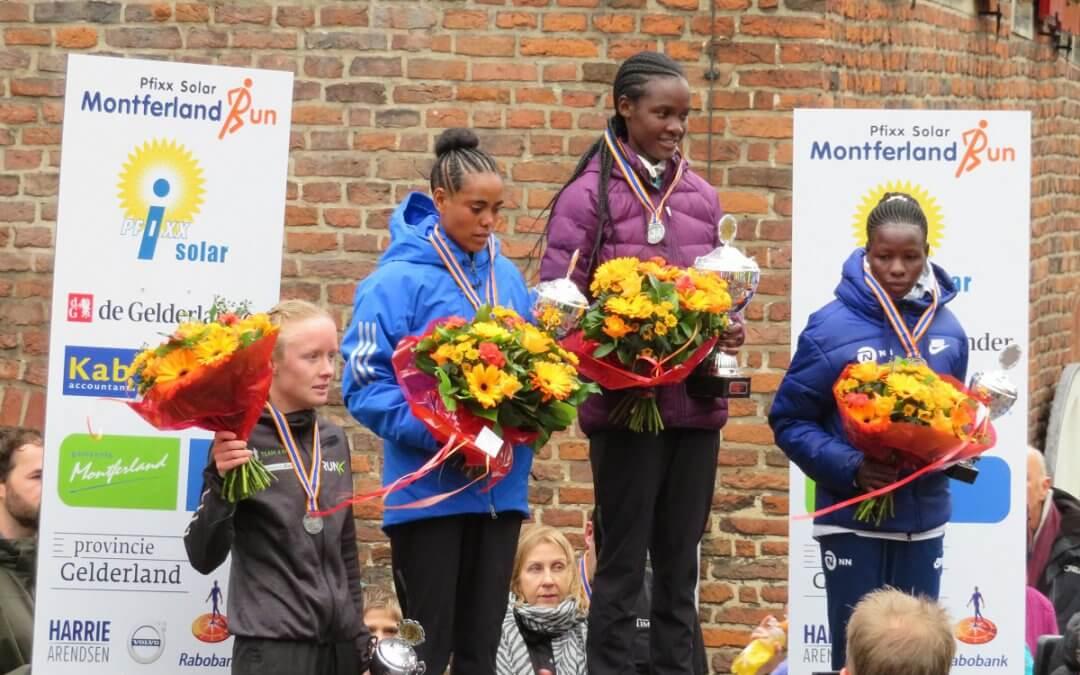 Gruppen snelste Nederlandse bij Montferland Run