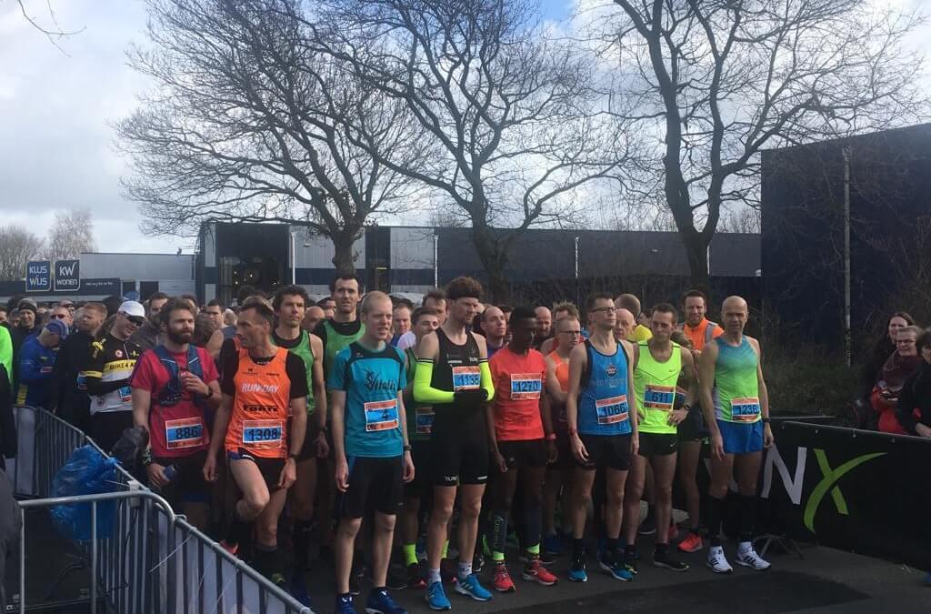 Hindriks wint de halve marathon van Haren