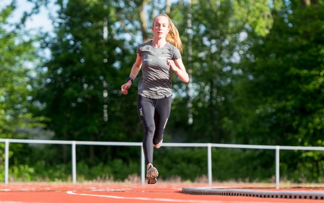Next Generation Athletics – 3 PR's en een SB