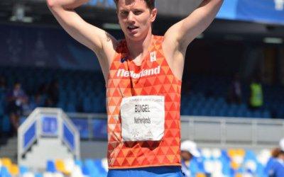 Buigel gaat internationale strijd aan tijdens Universiade in Napels