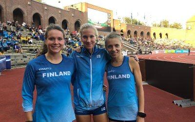Kupers zet stap vooruit; Lovdal strijdt voor punten bij het Fins-Zweedse interland