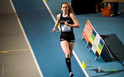Jansen verpulvert persoonlijk record op de 5000 meter