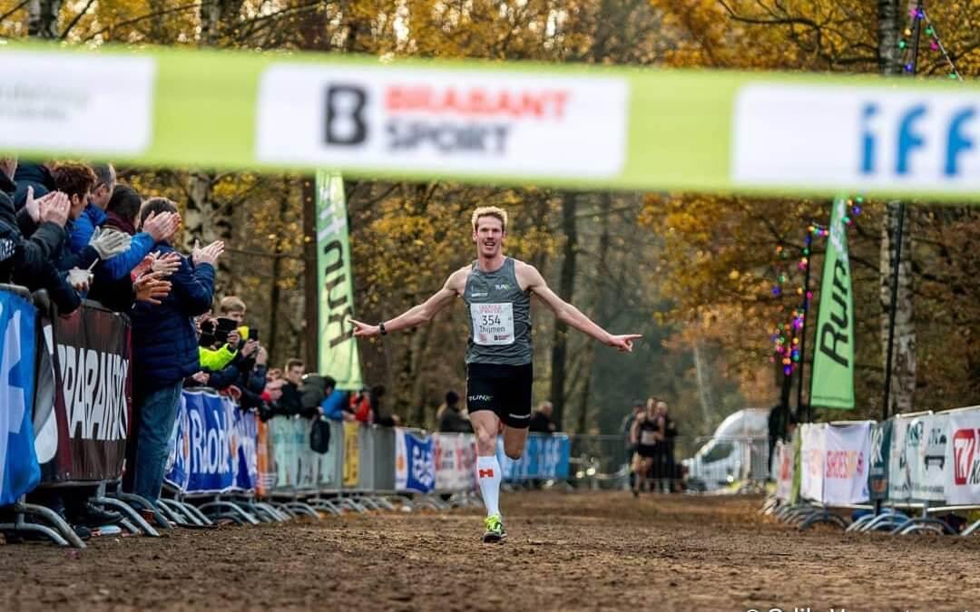 Kupers en Van Kampen oppermachtig bij Warandeloop