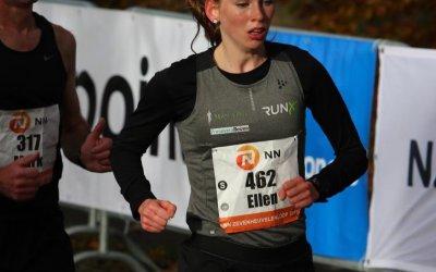 Top debuut Jansen bij Zevenheuvelenloop