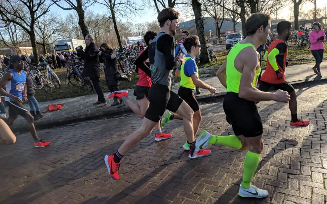 Gruppen wint Oliebollenloop overtuigend; Goede prestaties bij Sylvestercross
