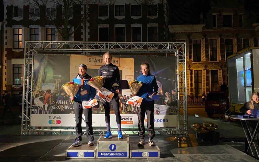 Team 4 Mijl overheerst bij Nacht van Groningen