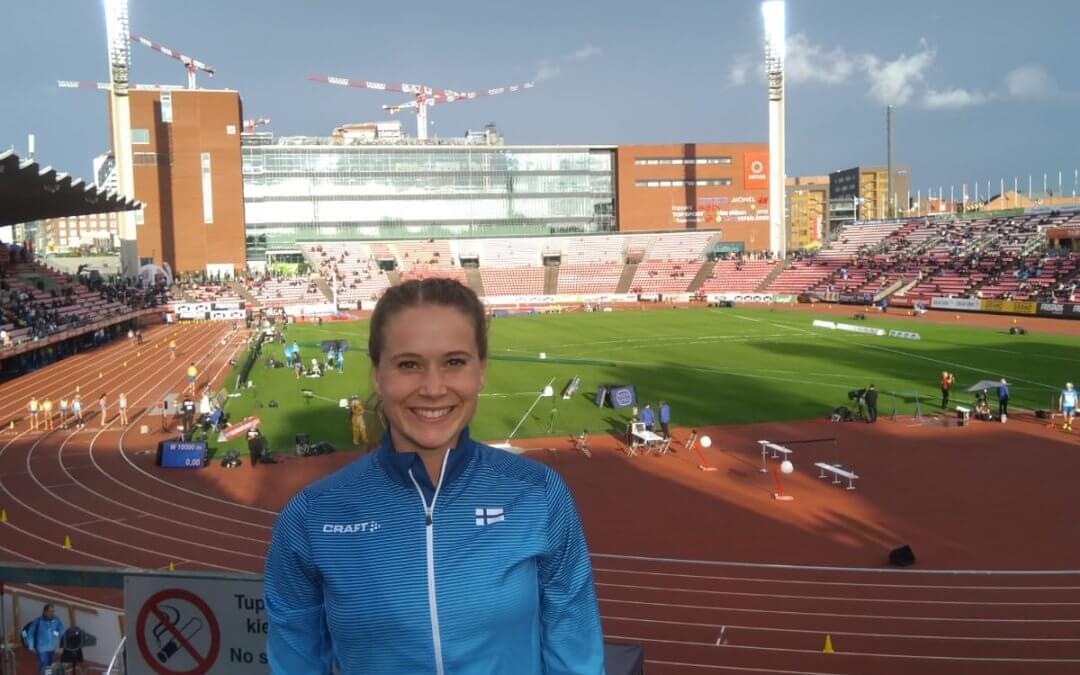 Dopheide en Voorrips tonen klasse in Heusden; Lovdal vertegenwoordigt Finland in Finnkampen