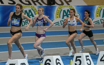 NK atletiek dag 1; Zilver en 4 finaleplaatsen