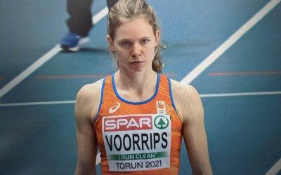 EK indoor: Voorrips maakt internationale debuut, vijfde deelname voor Kupers