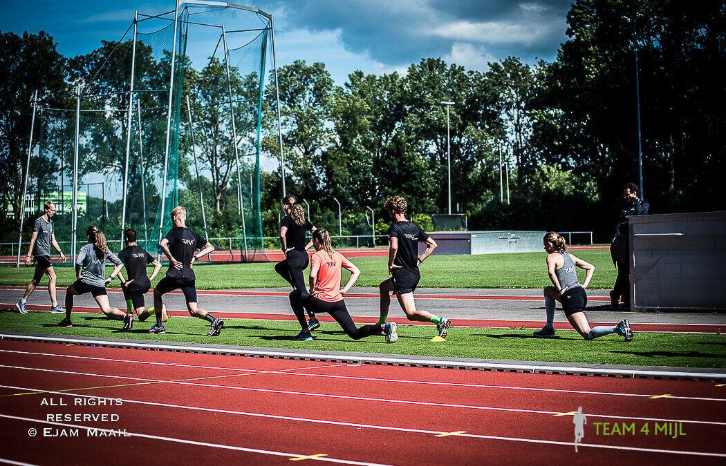 Sport en studie: het voorspellen van blessures