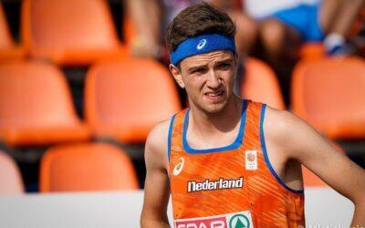 IJtsma eist plek op in finale 1500m bij het EK onder 23