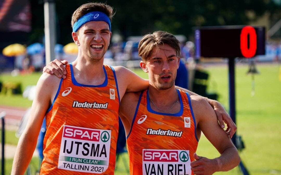 Grensverleggende prestaties voor Team 4 Mijl atleten in Estland en België