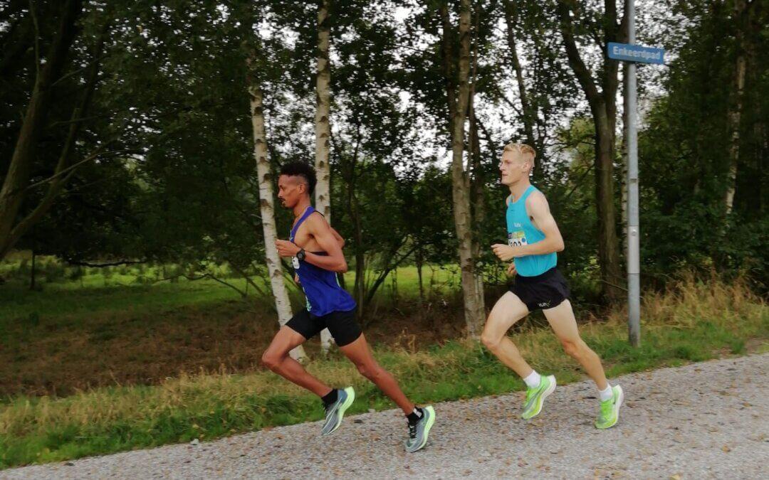 Hendrikse wint 4mijl van Assen in parcoursrecord