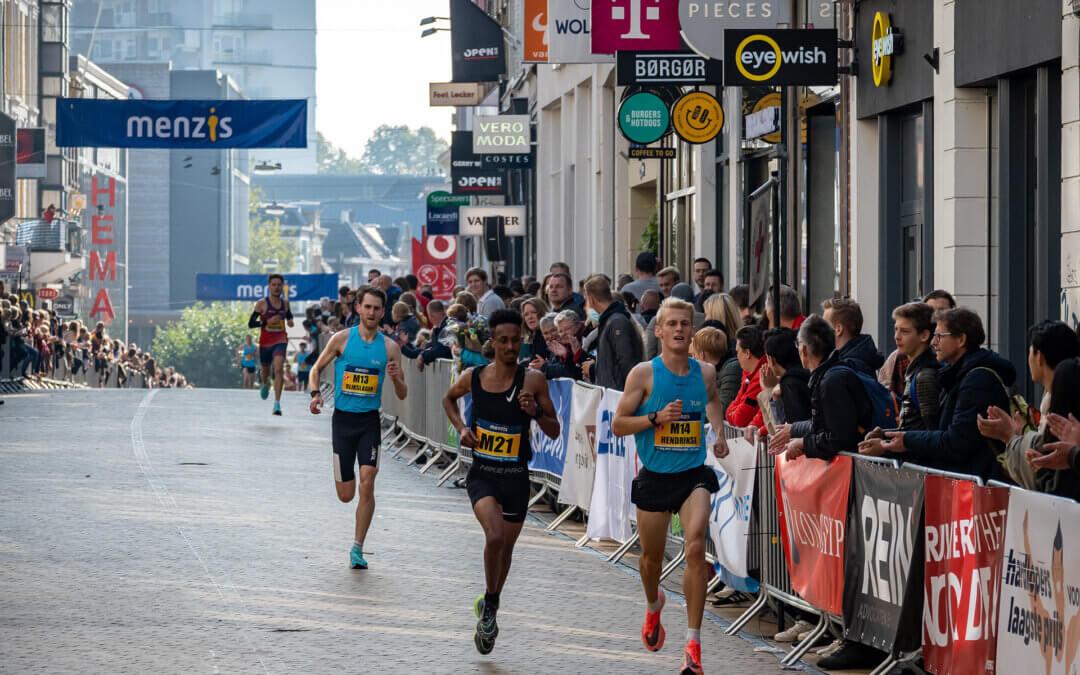 Hendrikse en Jonkman op Nationaal podium bij 4 Mijl van Groningen